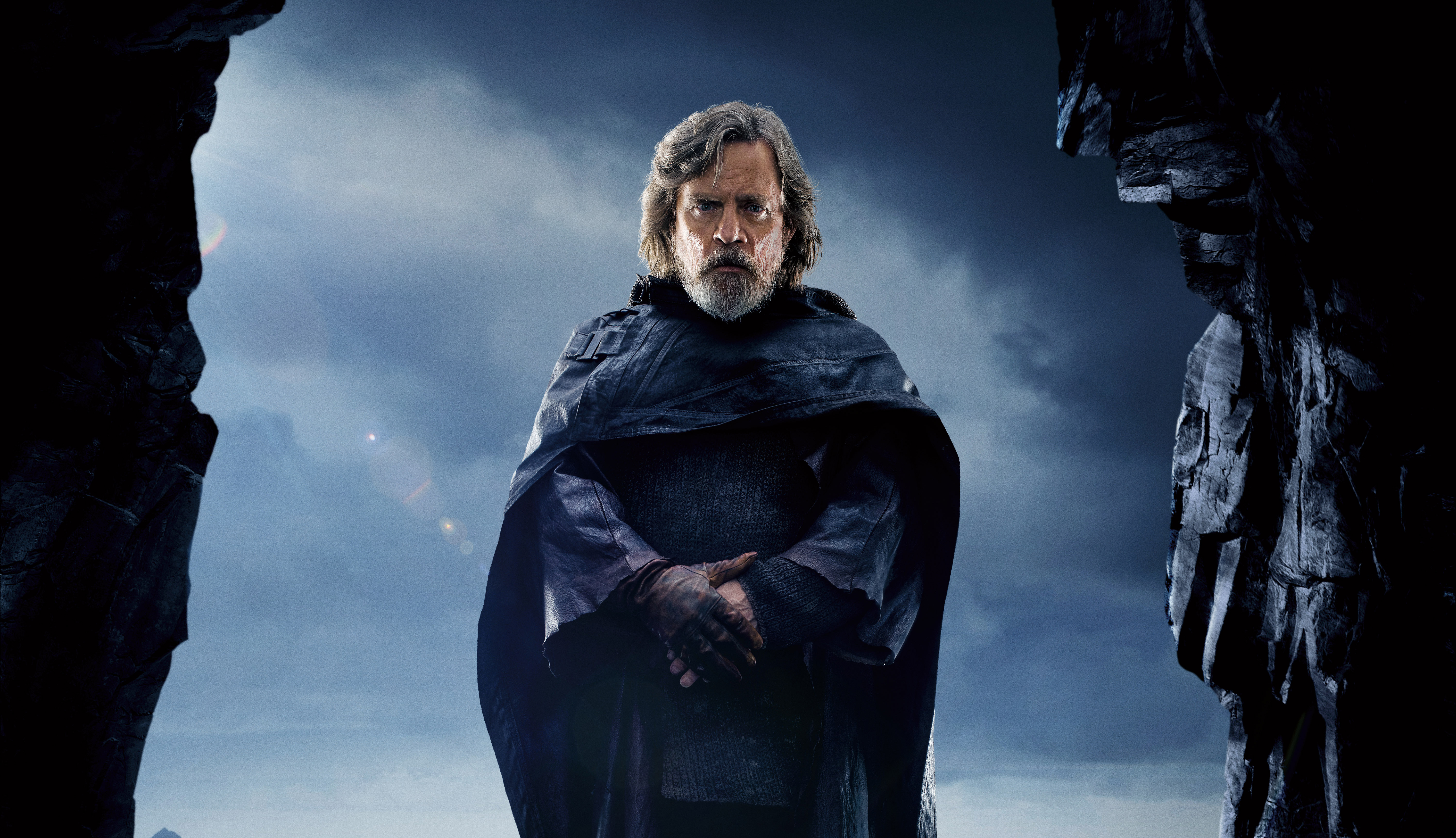 Download Wallpaper From Movie Star Wars The Last Jedi With Tags Cool Hot Free Windows 7 Download Luke Skywalker Mark Hamill 2017