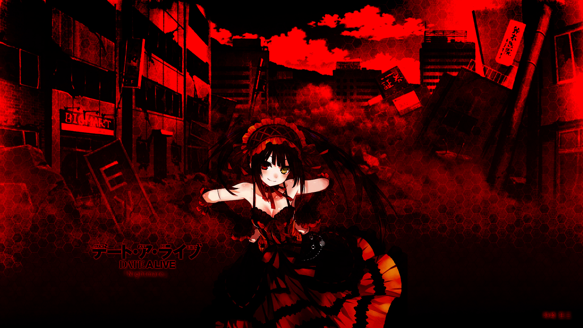 Download Wallpaper From Anime Date A Live With Tags Windows 8 Girls