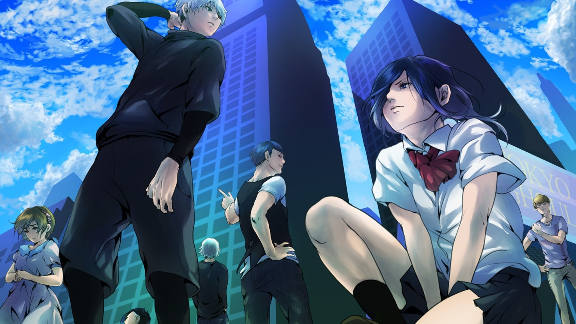 Download Wallpaper From Anime Tokyo Ghoul With Tags Windows