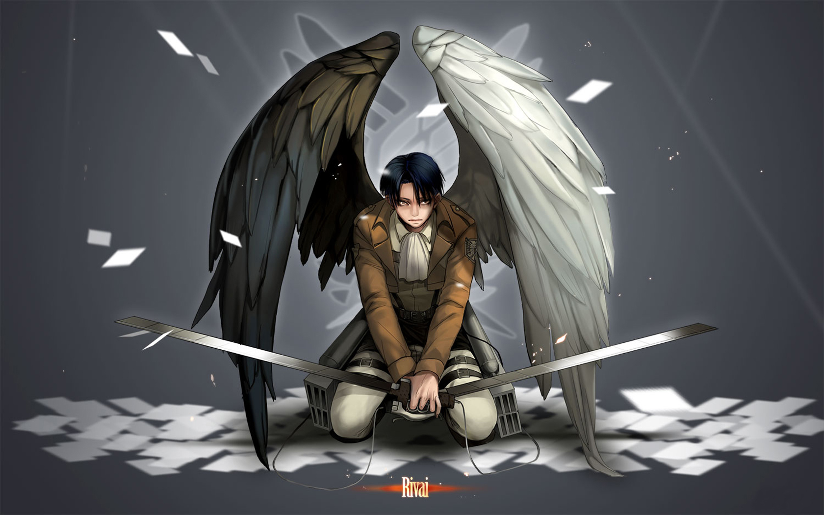 Download Wallpaper From Anime Attack On Titan With Tags Levi Ackerman High Quality