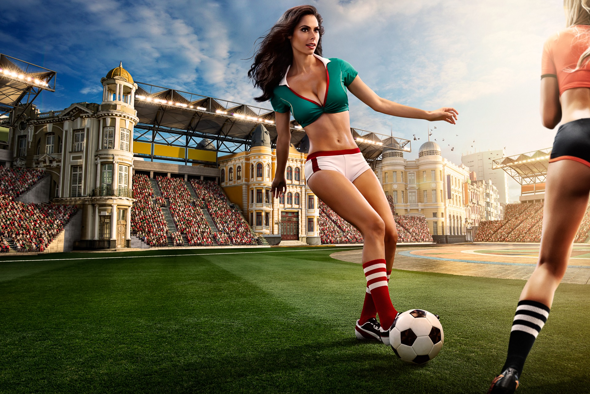 Sex soccer stock photos, images photography