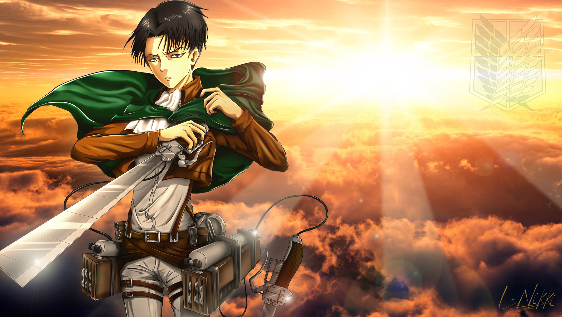 Download Wallpaper From Anime Attack On Titan With Tags Pictures