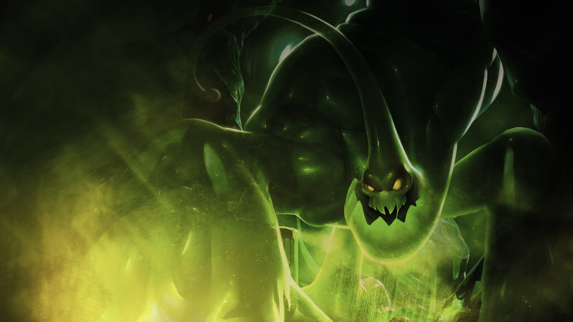 Download Wallpaper From Game League Of Legends With s High Quality Zac