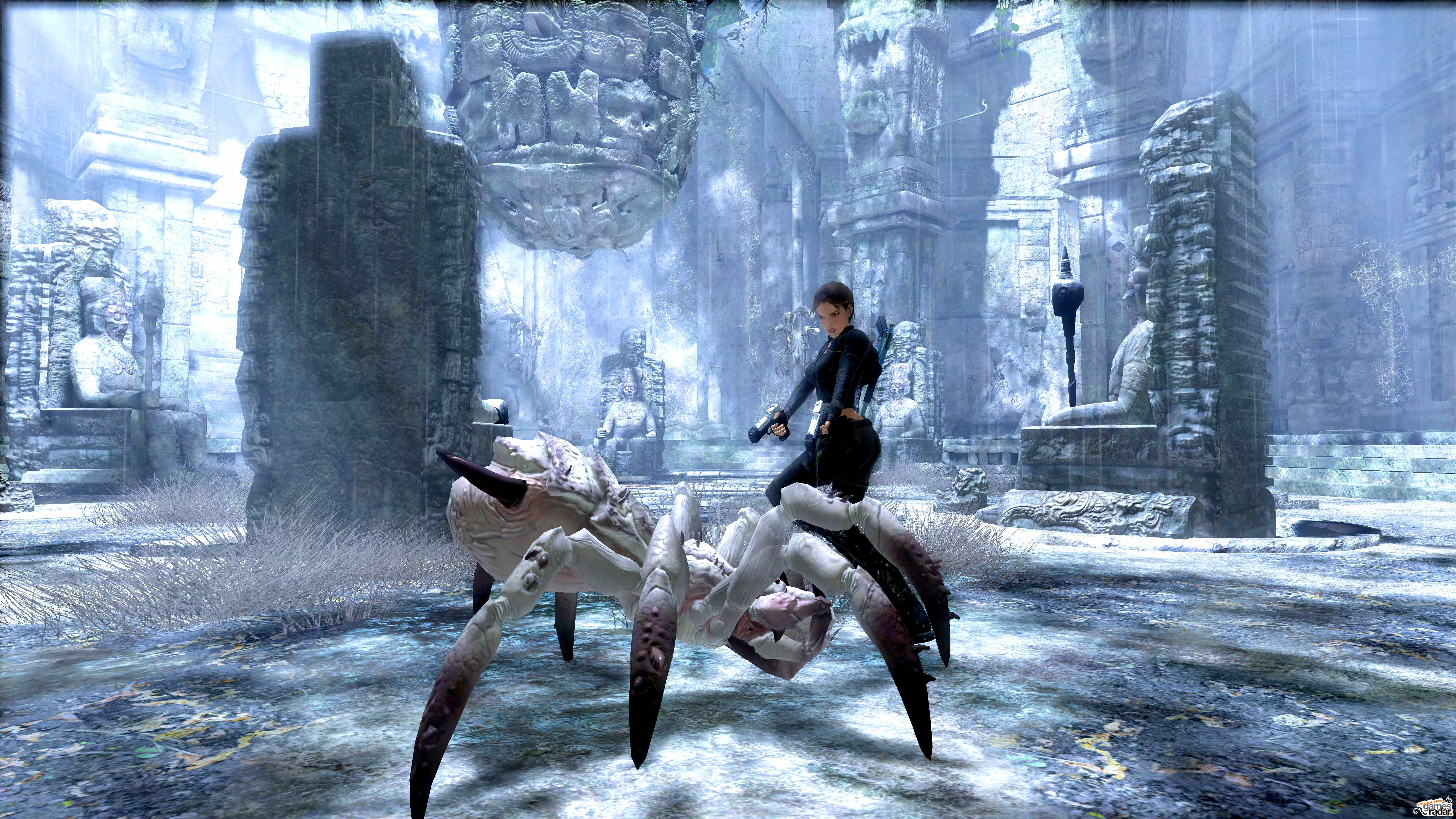 Download wallpaper from game Tomb Raider with tags: Desktop, Tomb