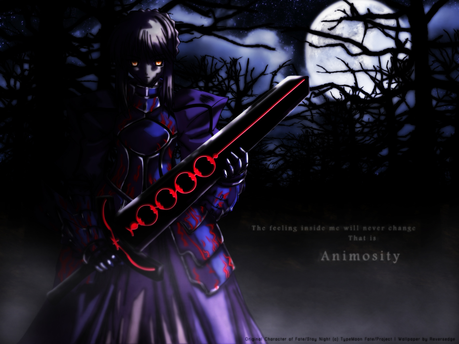 Download Wallpaper From Anime Fate Stay Night With Tags Saber Alter Good Quality