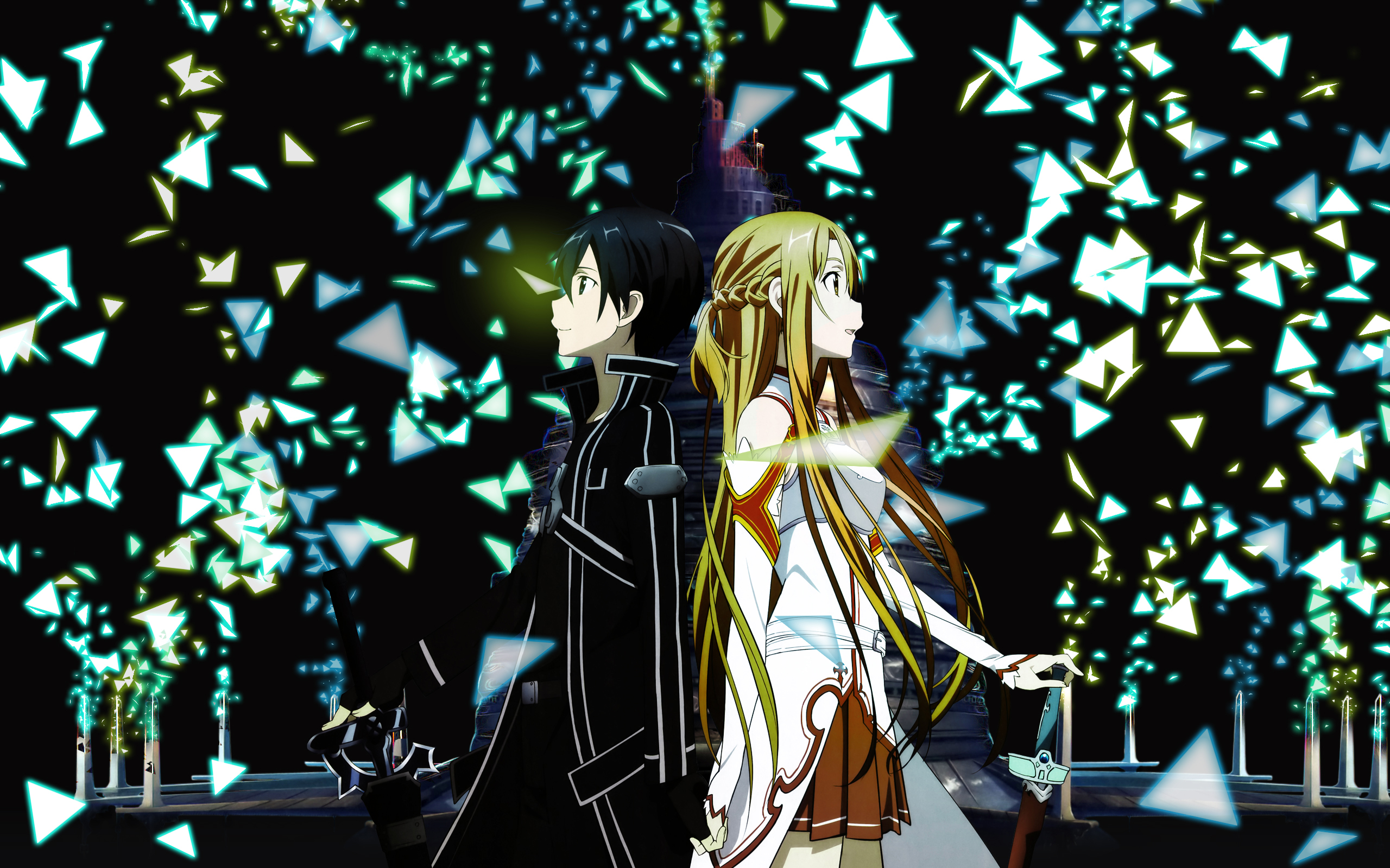 Download Wallpaper From Anime Sword Art Online With Tags Asuna