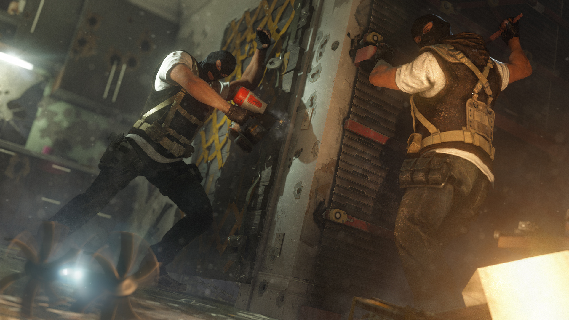 Download Wallpaper From Game Tom Clancy S Rainbow Six Siege With