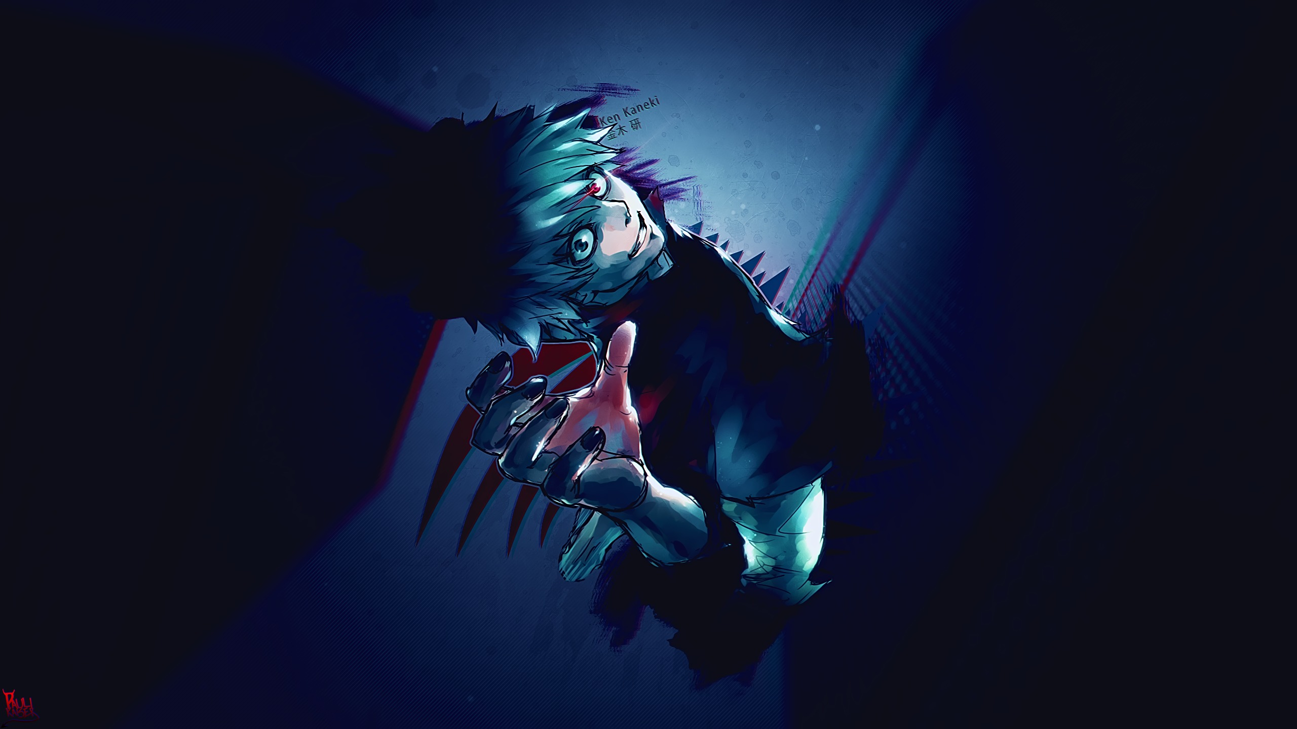Download Wallpaper From Anime Tokyo Ghoul With Tags Screen