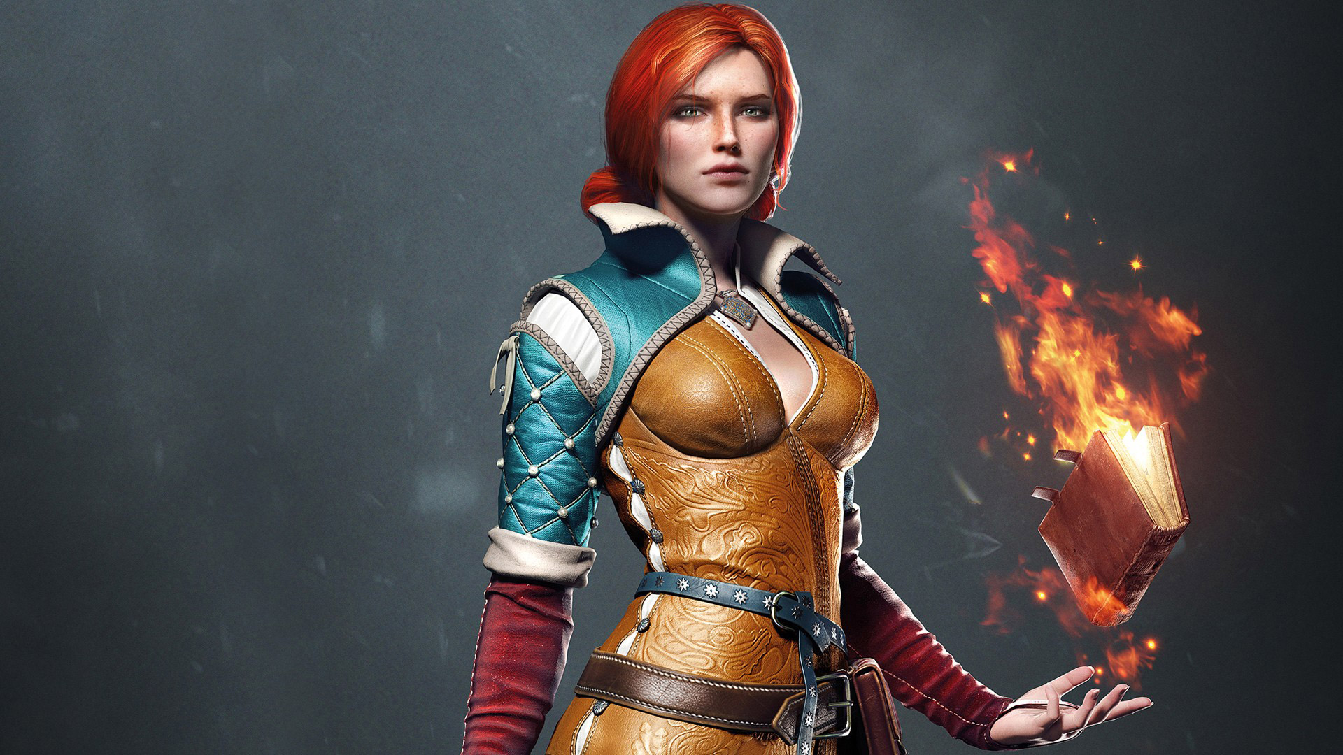 Download Wallpaper From Game The Witcher 3 Wild Hunt With Tags Macos