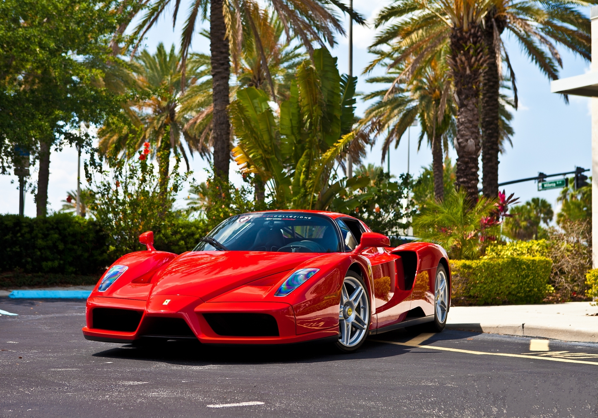 Download wallpaper with cars Ferrari with tags: High quality