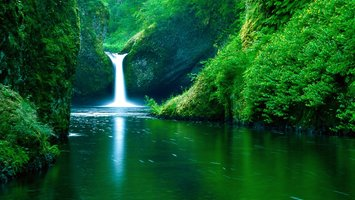 Download wallpaper from Earth Waterfalls