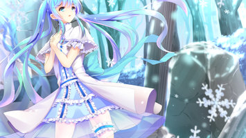Download wallpaper Vocaloid