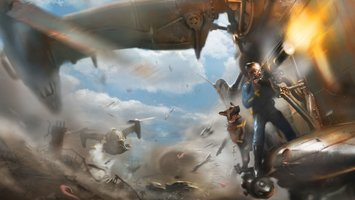 Wallpapers Fallout 4 3840x2160 Tags Windows 8 Windows 7 Pc
