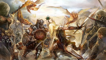 Wallpapers Guild Wars 2 3840x2160 Tags Pictures Windows 7 Macbook Pro