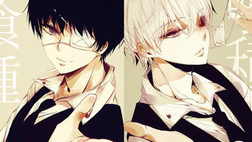 Download Wallpaper From Anime Tokyo Ghoul With Tags Windows 7 Ken