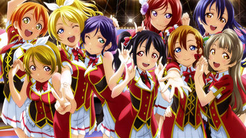 Wallpapers From Anime Love Live 6400x4800 Tags Backgrounds Free