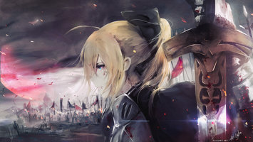 Wallpapers From Anime Fatestay Night 3840x2160 Tags