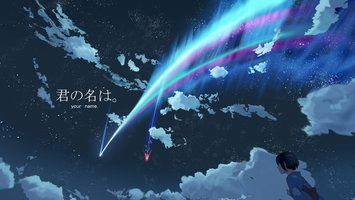 Wallpapers From Anime Your Name 3840x2160 Tags Windows Vista Kimi No Na Wa Mitsuha Miyamizu