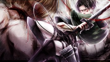 Download Wallpaper From Anime Attack On Titan With Tags Macos