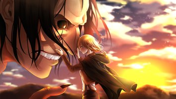 Wallpapers From Anime Attack On Titan 2048x1152 Tags