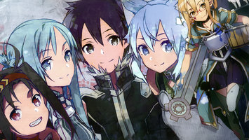 Wallpapers From Anime Sword Art Online Ii 3840x2160 Tags Windows