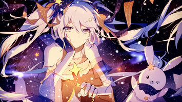 Download wallpaper from anime Vocaloid with tags: Desktop