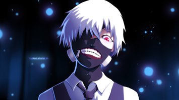 Wallpapers From Anime Tokyo Ghoul 1366x768 Tags Cool