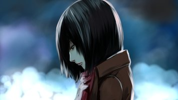 Wallpapers From Anime Attack On Titan 1440x900 Tags Eren Yeager Mikasa Ackerman Annie Leonhart