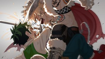 Wallpapers From Anime My Hero Academia 1366x768 Tags Boku No