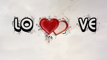 Download wallpaper artistic Love