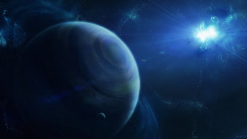 Download wallpaper Sci Fi Planets