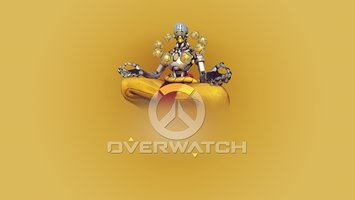 Download wallpaper from game Overwatch