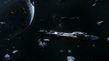 Download wallpaper from game Star Citizen