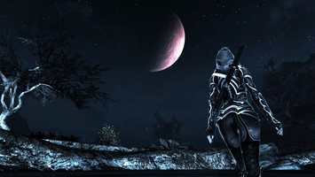 Download wallpaper from game The Elder Scrolls V: Skyrim