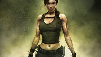 Download wallpaper from game Tomb Raider