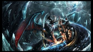 Download wallpaper from game World Of Warcraft