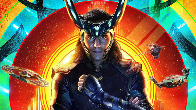 Download Wallpaper From Movie Thor Ragnarok With Tags