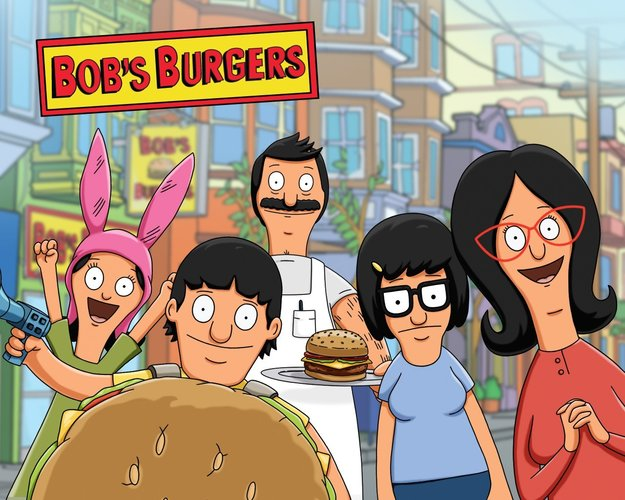 Download Wallpaper From Tv Series Bob S Burgers With Tags