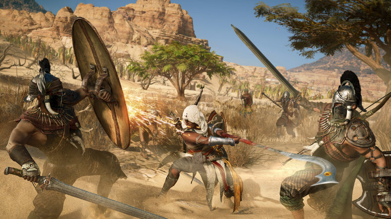 assassins creed origins wallpaper full hd