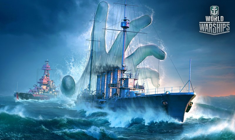 Download wallpaper from game World of Warships with tags