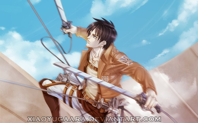 Download Wallpaper From Anime Attack On Titan With Tags Pc