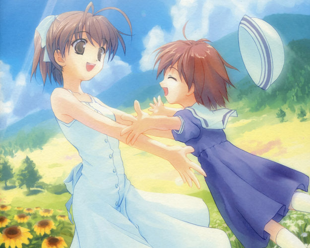 Download Wallpaper From Anime Clannad With Tags Windows 8 Nagisa