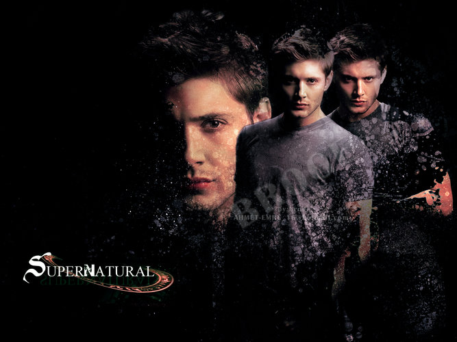 TV Series Supernatural download wallpaper
