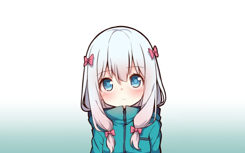 Download Wallpaper From Anime Eromanga Sensei With Tags Laptop