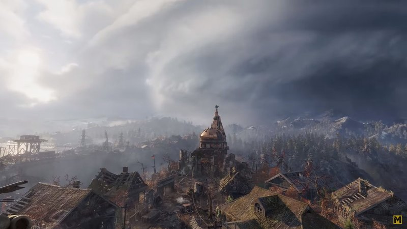 Download Wallpaper From Game Metro Exodus With Tags Cool