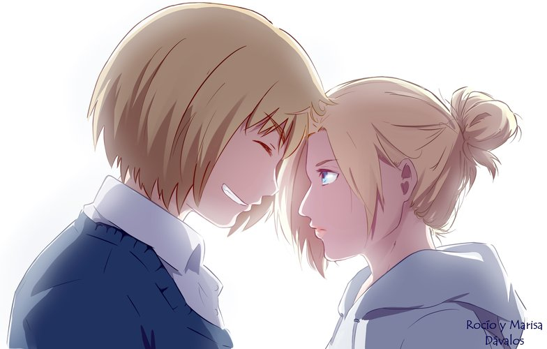 Download Wallpaper From Anime Attack On Titan With Tags Free Annie Leonhart Armin Arlert
