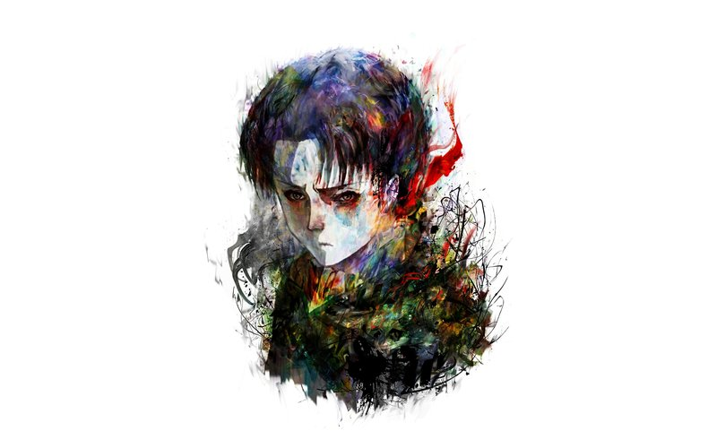 Download Wallpaper From Anime Attack On Titan With Tags Backgrounds Levi Ackerman Shingeki No Kyojin