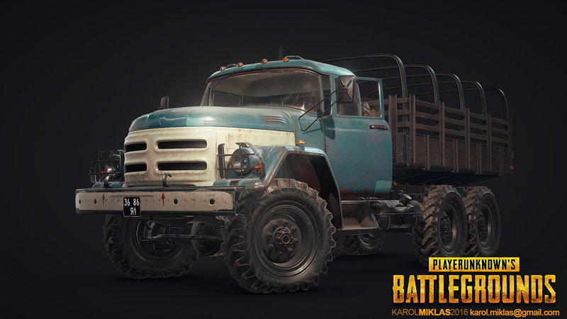 Pubg Wallpaper 1366 X 768: Download Wallpaper From Game PUBG PlayerUnknown's