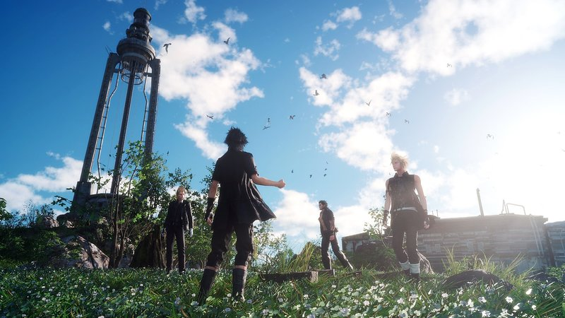Download 42 Final Fantasy Wallpaper For Windows 10 Gratis