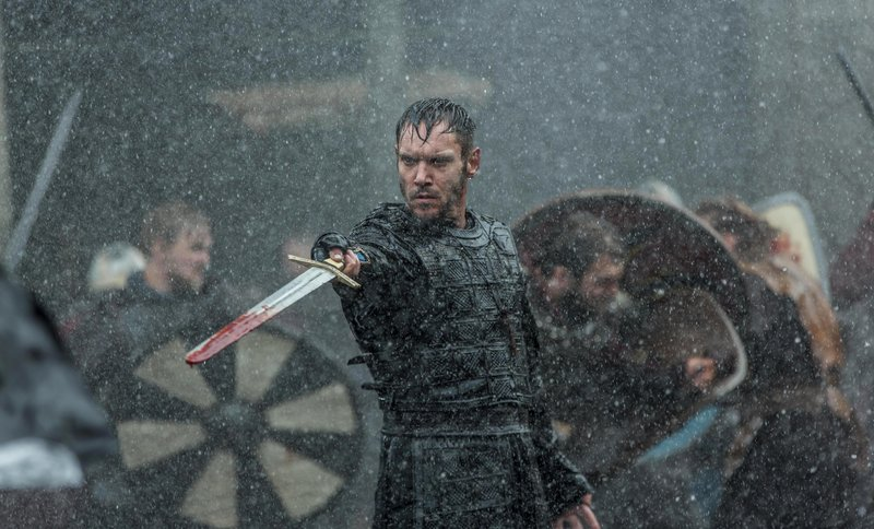 Download Wallpaper From Tv Series Vikings With Tags Macos